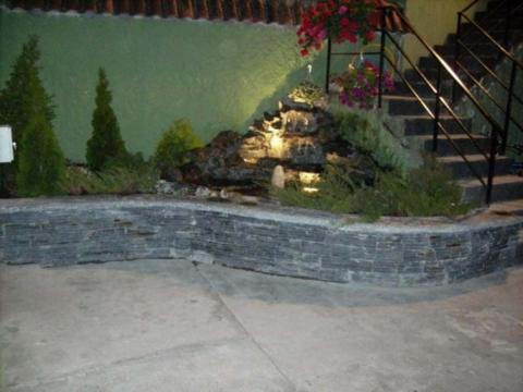 Izgradnja fontana